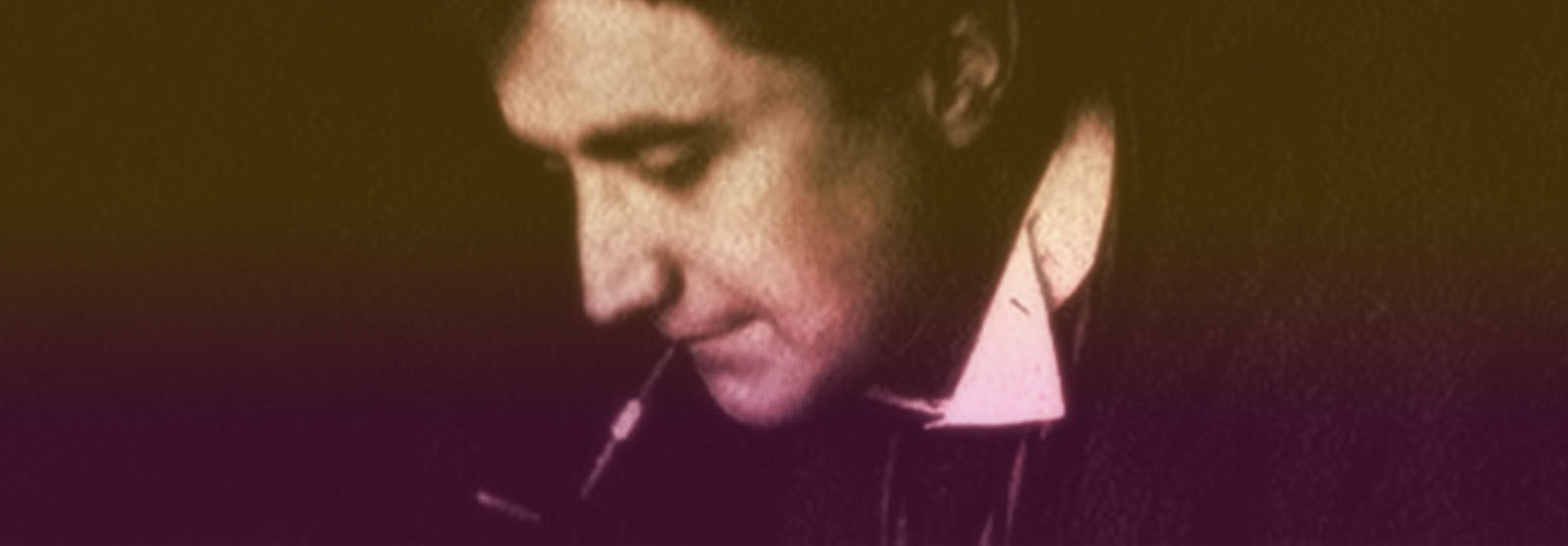 Vaughan Williams and pipe