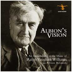 Albion's Vision cover