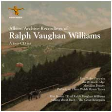 Archive Recordings of Vaughan Williams