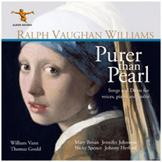 Purer than Pearl cover CD cover