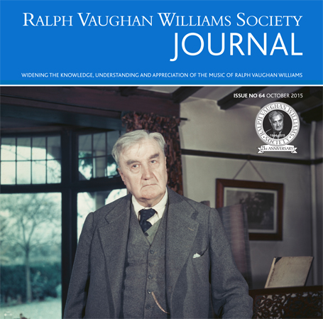 RVW Society Journal