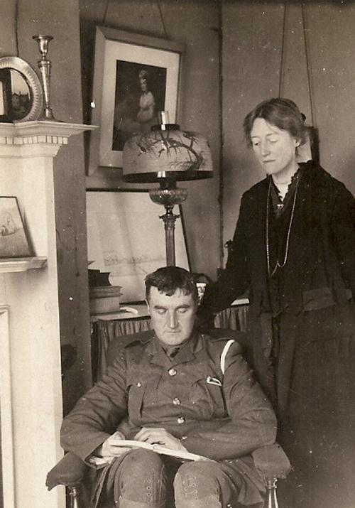 Ralph & Adeline Vaughan Williams