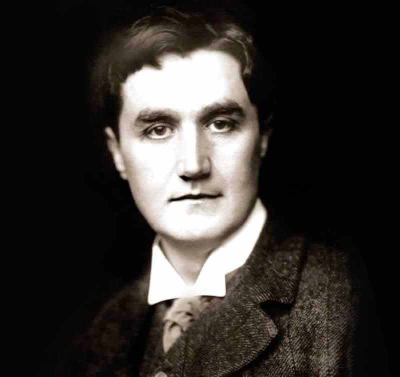 Photograph of Vaughan Williams