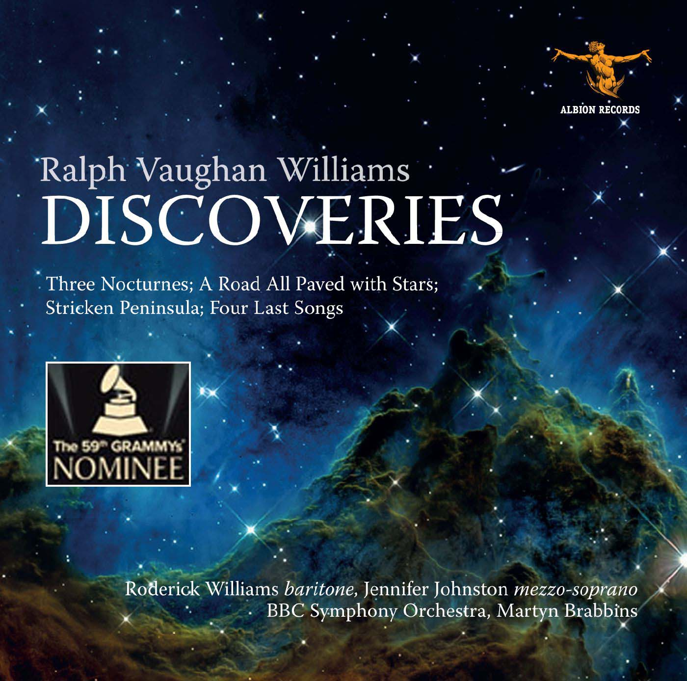 Vaughan Williams: Discoveries