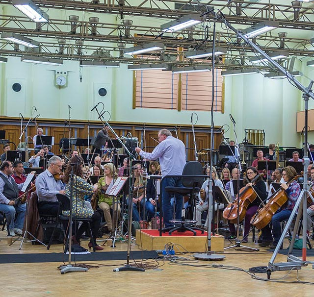 Vaughan Williams Piano Concerto Launch