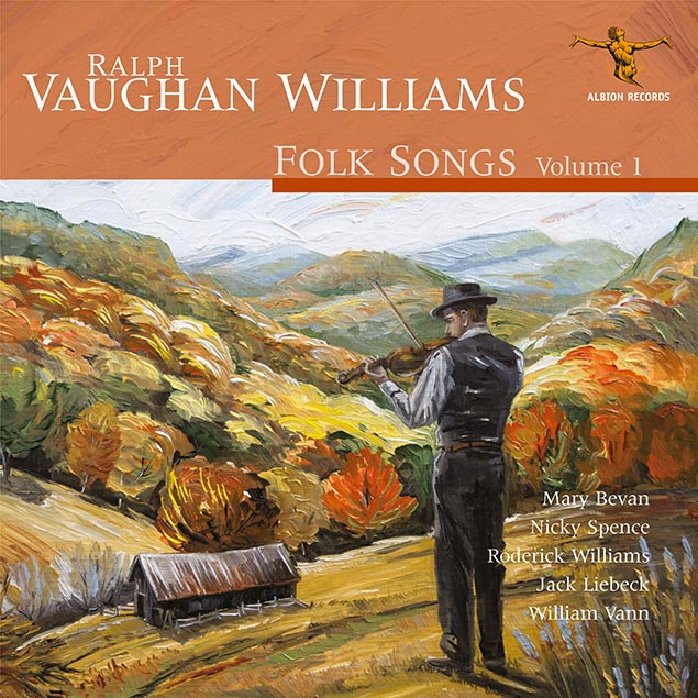 Folk Songs Cd cover