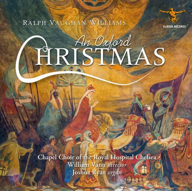 CD cover Oxford Christmas
